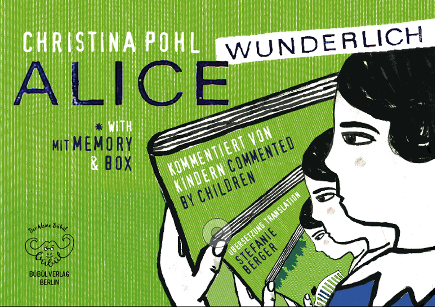 Christina Pohl: ALICE WUNDERLICH mit Memospiel!