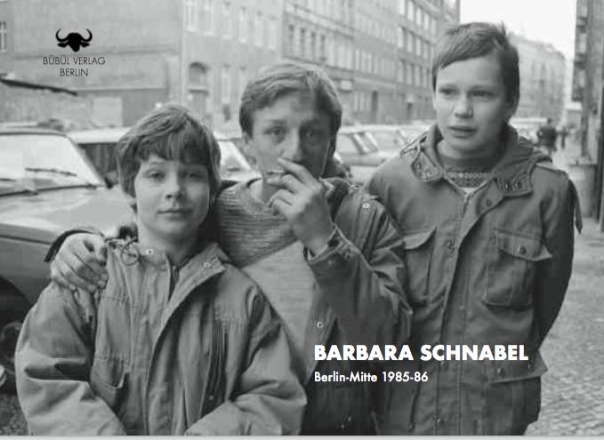 Barbara Schnabel - Berlin-Mitte 1985/86