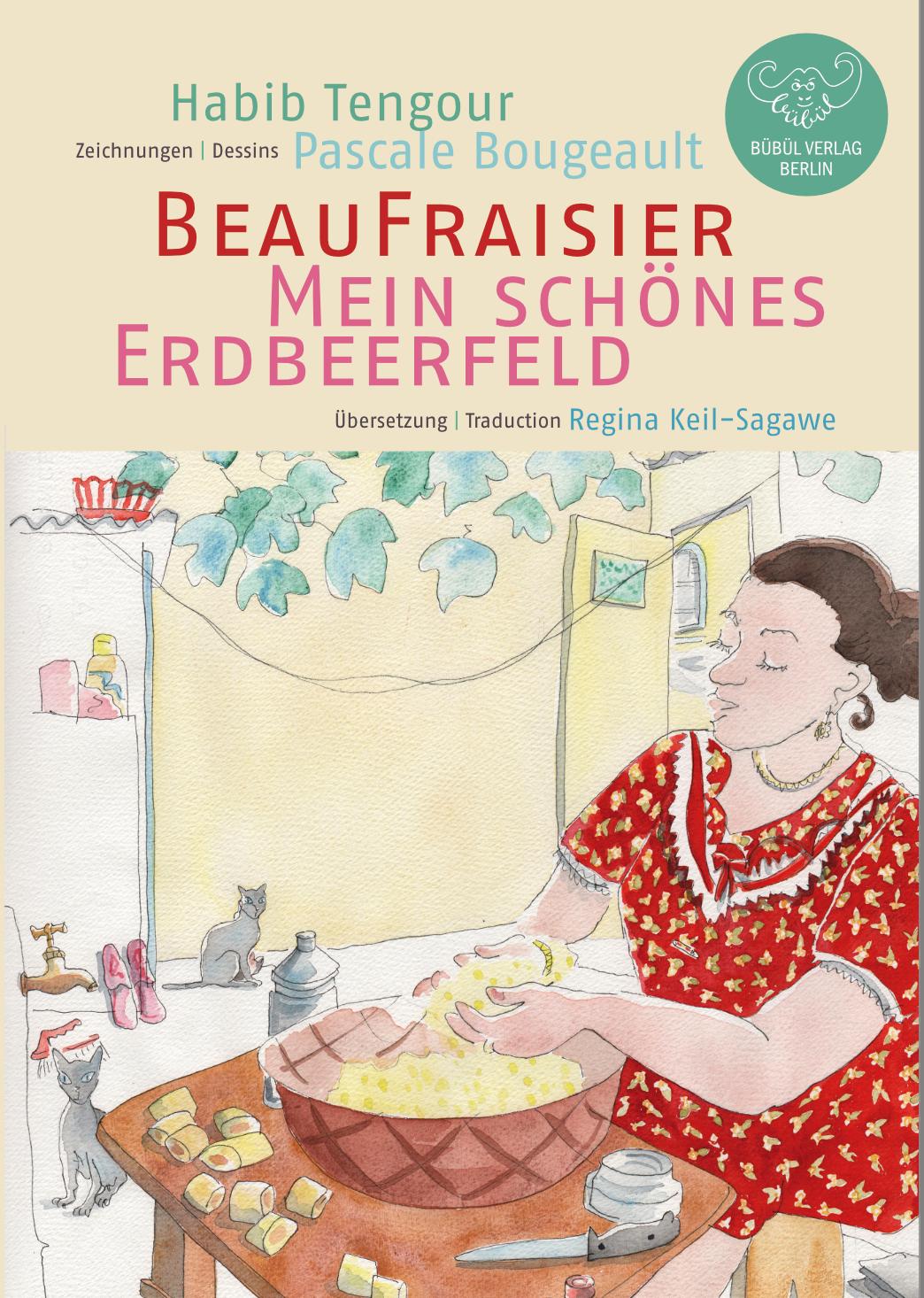 Beau Fraisier - Mein schönes Erdbeerfeld