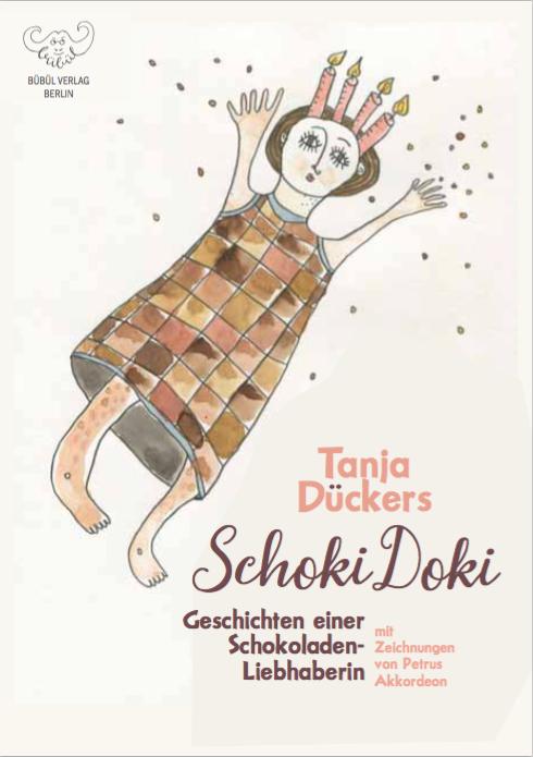 Tanja Dückers: Schoki Doki -   Weihnachtsedition