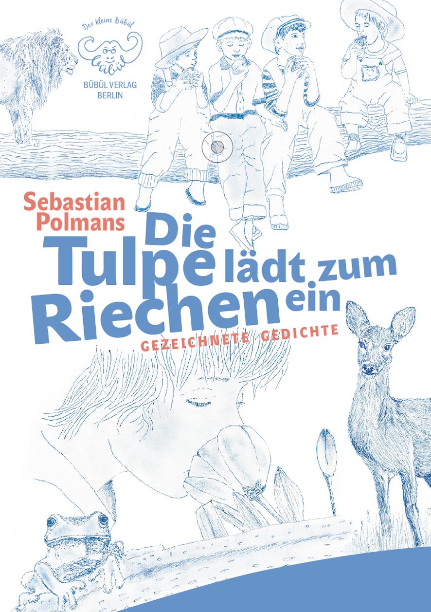 Sebastian Polmans: Die Tulpe lädt zum Riechen ein